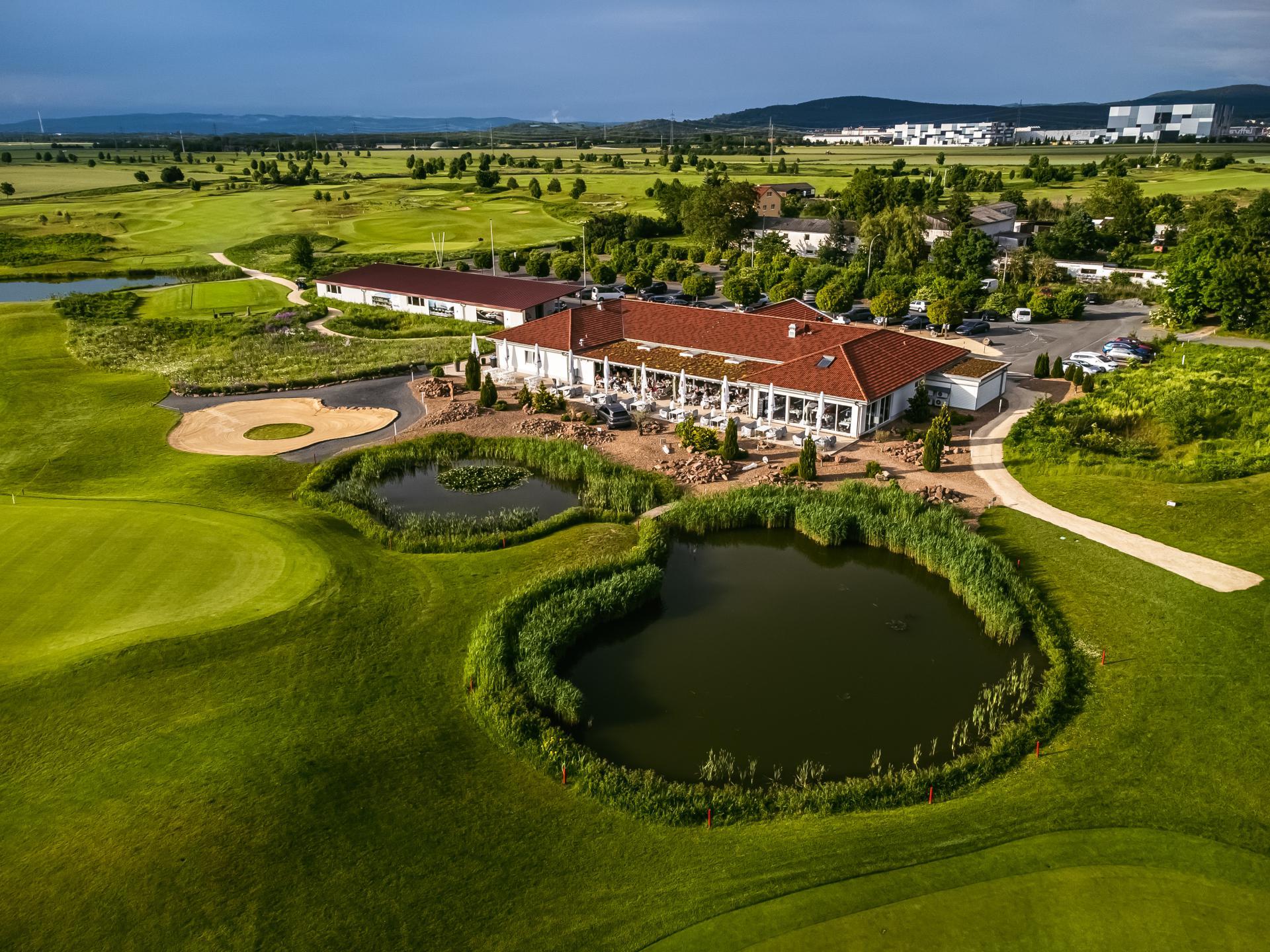 Restaurant Rosenhof & Lounge - Golfpark Rosenhof